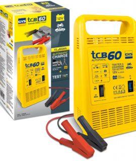 TCB 60 | 230 V | 12 V | 85 Watt | 15 – 60 Ah
