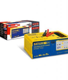 Batium 7/24 Accu Lader | Professioneel | 230V | 6-12-24V | 210W