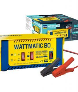 WattMatic 80 Accu Lader | Professioneel | 230V | 6-12 V | 120W