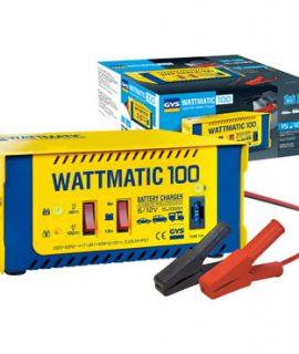 WattMatic 100 Accu Lader | Professioneel | 230V | 6-12 V | 140W
