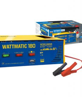 WattMatic 180 Accu Lader | Professioneel | 230V | 6-12 V | 260W
