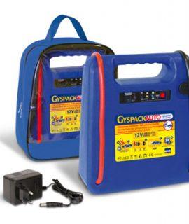 Gyspack Auto Accu Booster   230 V   12 V   18 Ah