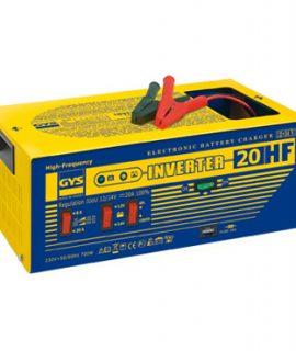 Inverter 20HF Accu Lader   Professioneel   230V   12-24V   700W