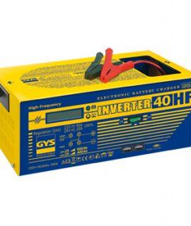 Inverter 40HF Accu Lader   Professioneel   230V   12-24V   700W