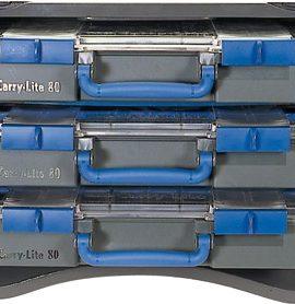 Transporter Incl. 3x Carry-Lite 80, Transporter