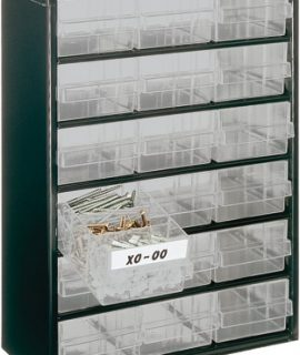 Kast Met 18 Laden, Type 150-02 918-02