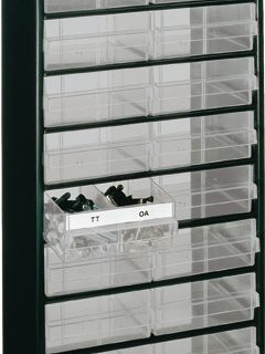 Kast Met 16 Laden, Type 150-04 1216-04