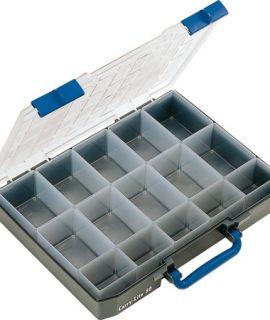 Carry-Lite Met 15 Inzetbakjes CL80-15