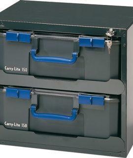 Safe Box Voor 2x Carry-Lite 150, Leeg, SB 2×150