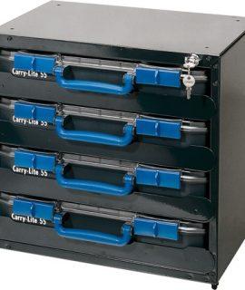 Safe Box Voor 4x Carry-Lite 55, Leeg