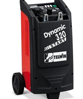 Dynamic 320 Acculader Snelstarter