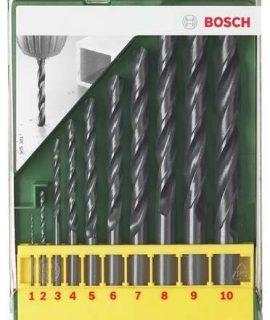 10-delige HSS-R Metaalboorset | 2607019442