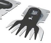 Gras Mes Voor Bosch AGS Accu-schaar   8 Cm   2609003884