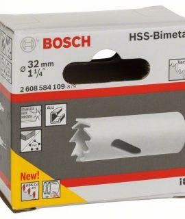 "Gatzaag HSS-bimetaal Voor Standaardadapter 32 Mm, 1 1/4"" 1st"