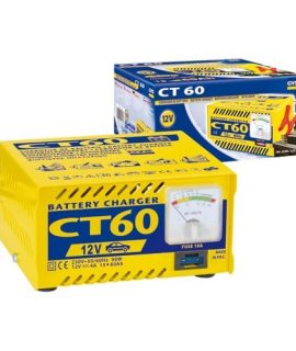CT 60 Accu Lader | 230 V | 12 V | 90 Watt | 15 – 60 Ah