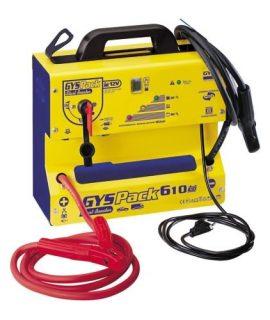 Gyspack 610 Accu Booster   Professioneel   230 V   12 V   15 A