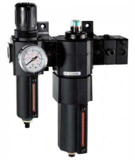 MD2 LAK12 Filter-druk & Olienevelaar