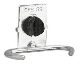 Afzondelijke Haak – Sleutels 36mm X 12mm