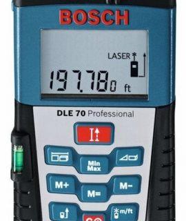 DLE 70 Professional Laser-afstandsmeter