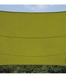 ZONNEZEIL – VIERKANT – 3.6 X 3.6 M – KLEUR: LICHTGROEN