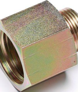 """Diamantboor Adapter Opname 5/4""""UNC Afgifte M30"""