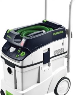 CLEANTEX CTH 48 E   Speciale Stofafzuiger