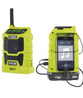 R18R-0 18v Radio Met Bluetooth | One Plus | Zonder Accu's